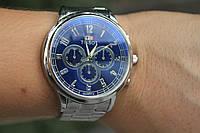 Часы Tissot с металлическим ремешком