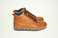 Ботинки Oscar Fur 16160-1 Коричневый, фото 1