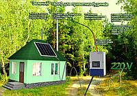 Сонячна електростанція на 10 кВт