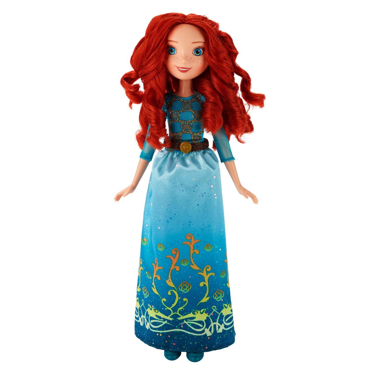 """Disney Princess Royal Shimmer  Merida (Кукла """"Мерида"""" серии """"Королевский блеск"""" )"""