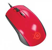 Игровая мышь SteelSeries Rival 100 Forged Red (62337)