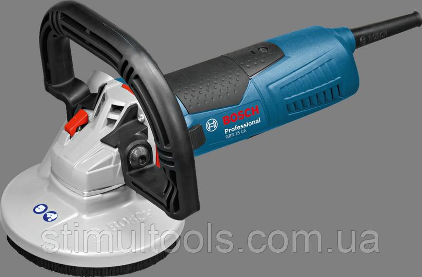 Шлифмашина по бетону Bosch GBR 15 CA