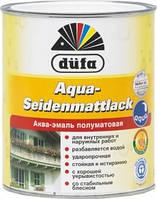 Aqua-Seidenmattlack DUFA – Аква-эмаль полуматовая 0.75л