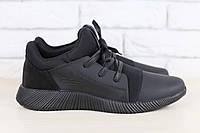 Мужские черные  кроссовки Adidas