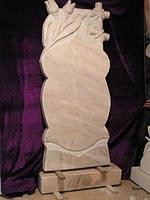 Памятник из мрамора  М - 134