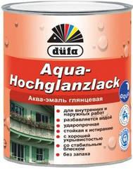 Акриловая эмаль Dufa Aqua-Hochglanzlack (глянцевая)
