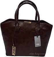 Женская  сумочка на два отдела