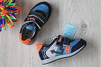 Детские ботинки на мальчика, демисезонная обувь тм Tomm р.21,22,23,24,25,26