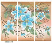 Триптих для вышивки бисером