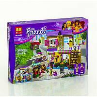 Конструктор Brick Friends Овощной рынок в Хартлейке 389 дет.10495
