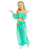 Карнавальный костюм восточной красавицы, танцовщицы детский