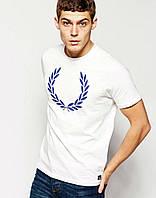 Модная футболка мужская с принтом