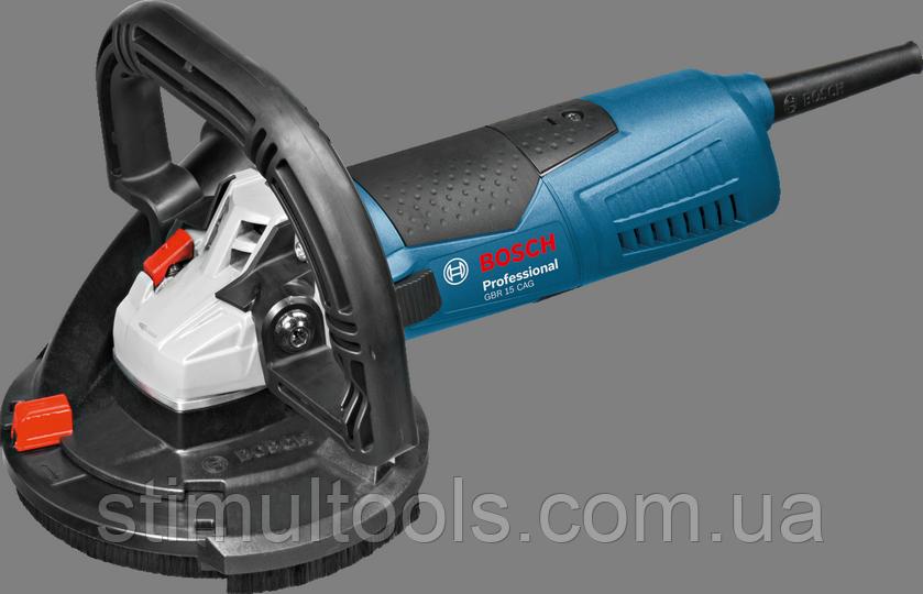 Шлифмашина по бетону Bosch GBR 15 CAG
