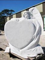 Памятник из мрамора  М - 142