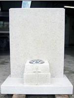 Памятник из мрамора  М - 143
