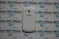 Задняя панель корпуса для мобильного телефона Samsung Galaxy S3 Mini I8190 Белая