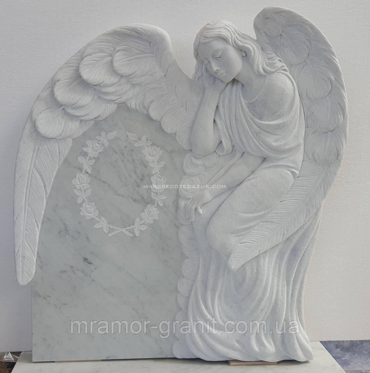 Памятник из мрамора  М - 146