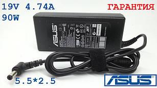 Блок питания для ноутбука Asus 4.74A 5.5*2.5mm 90W (High Quality)