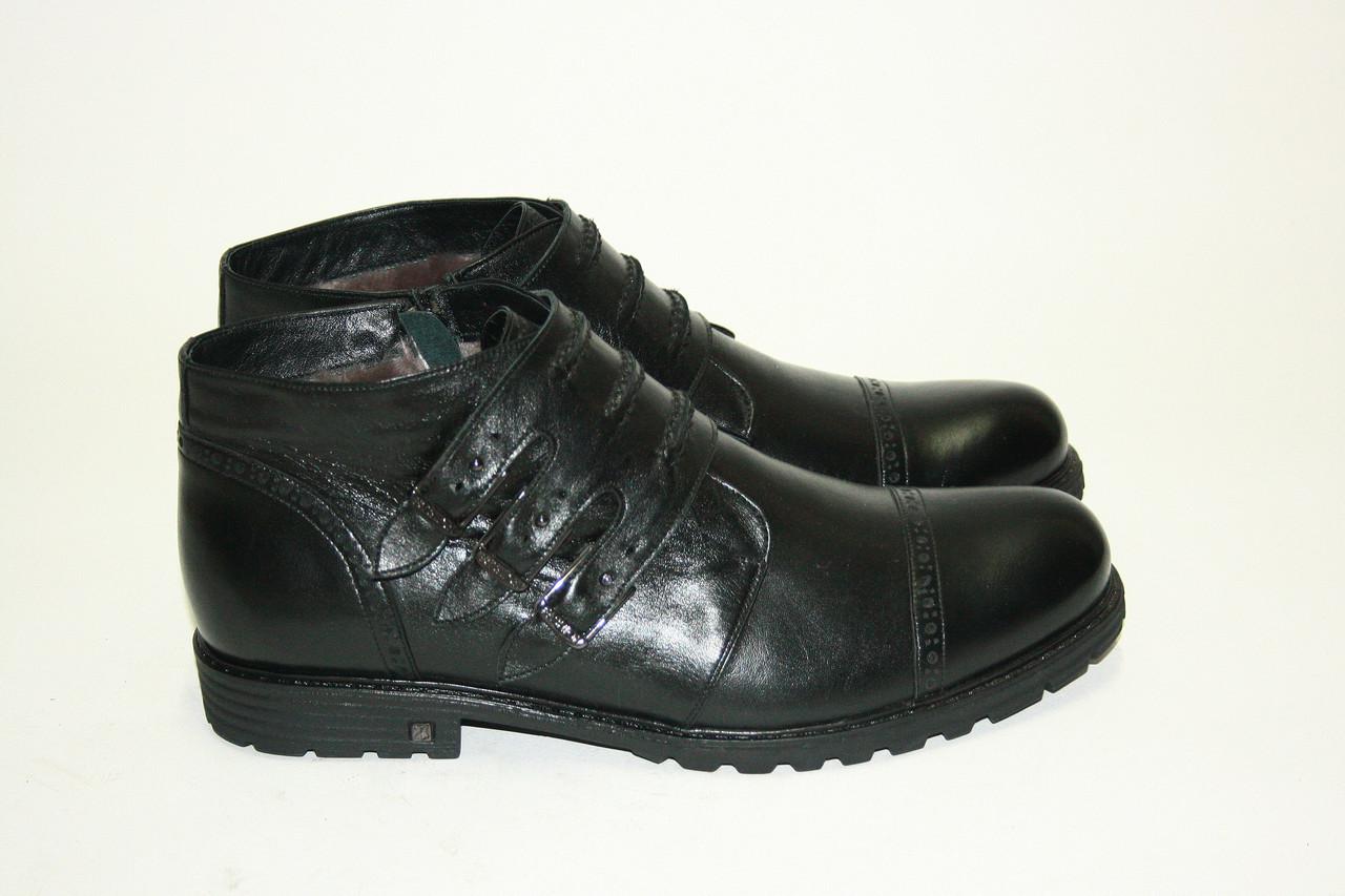 Ботинки Oscar Fur  25016 Черный