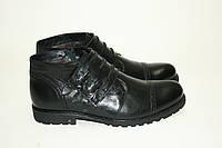 Ботинки Oscar Fur  25016 Черный, фото 1