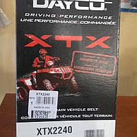 XTX2240 Ремень вариатора усиленный Dayco 30 x 852.5 для  для квадроциклов KAWASAKI PRAIRIE 750 /KRF 750 Teryx