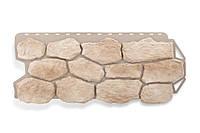 """Фасадные декоративные панели """"Бутовый камень"""" (Альта Профиль). Нормандский"""