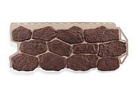 """Фасадные декоративные панели """"Бутовый камень"""" (Альта Профиль). Датский"""