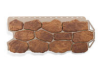 """Фасадные декоративные панели """"Бутовый камень"""" (Альта Профиль). Скифский"""