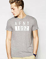 Модная футболка мужская с принтом AFNY