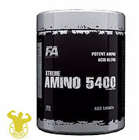 Аминокислоты Xtreme Amino 5400 от Fitness Authority 400 таб.