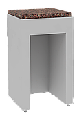 Стол лабораторный весовой СЛВ-1.001.00 (2-каркасный)