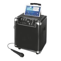 Акустика 1.0 trust fiesta pro bluetooth wireless party speaker (21216)