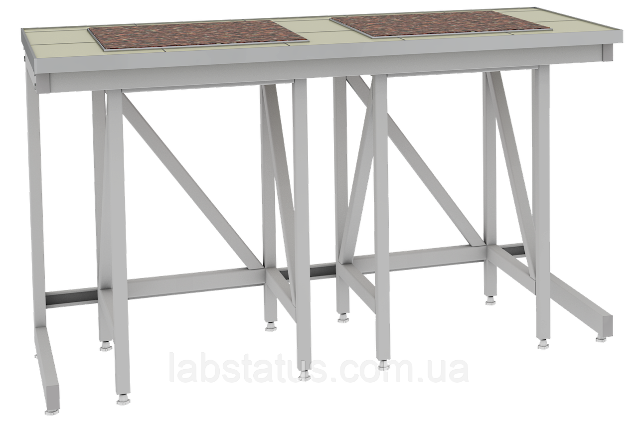 Стіл лабораторний ваговій СЛВ-3.000.05.101