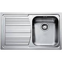 Кухонная мойка из нержавеющей стали Franke Logica Line LLX 611-79, полированная