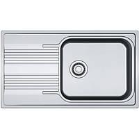 Franke Кухонная мойка из нержавеющей стали Franke Smart SRX 611-86 XL, полированная