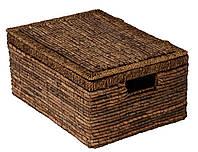 Корзина плетеная 40х30х19 см