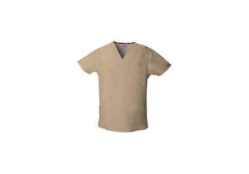 Футболка медицинская мужская 81906-KHIZ, ТМ Dickies, фото 2
