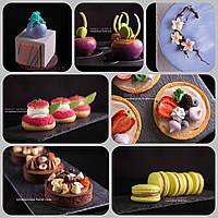 """МК """"Французские десерты"""" 25-26 февраля 17г."""