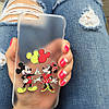Пластиковый чехол с Микки и Минни на Iphone 6/6s, фото 2