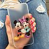 Пластиковый чехол с Микки и Минни на Iphone 6/6s, фото 3