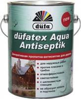 Dufatex DUFA (Белый) – Антисептик для дерева 0.75л