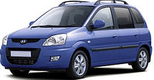 Защита двигателя на Hyundai Matrix (2001-2010)