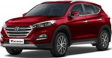 Защита двигателя на Hyundai Tucson (с 2015---)