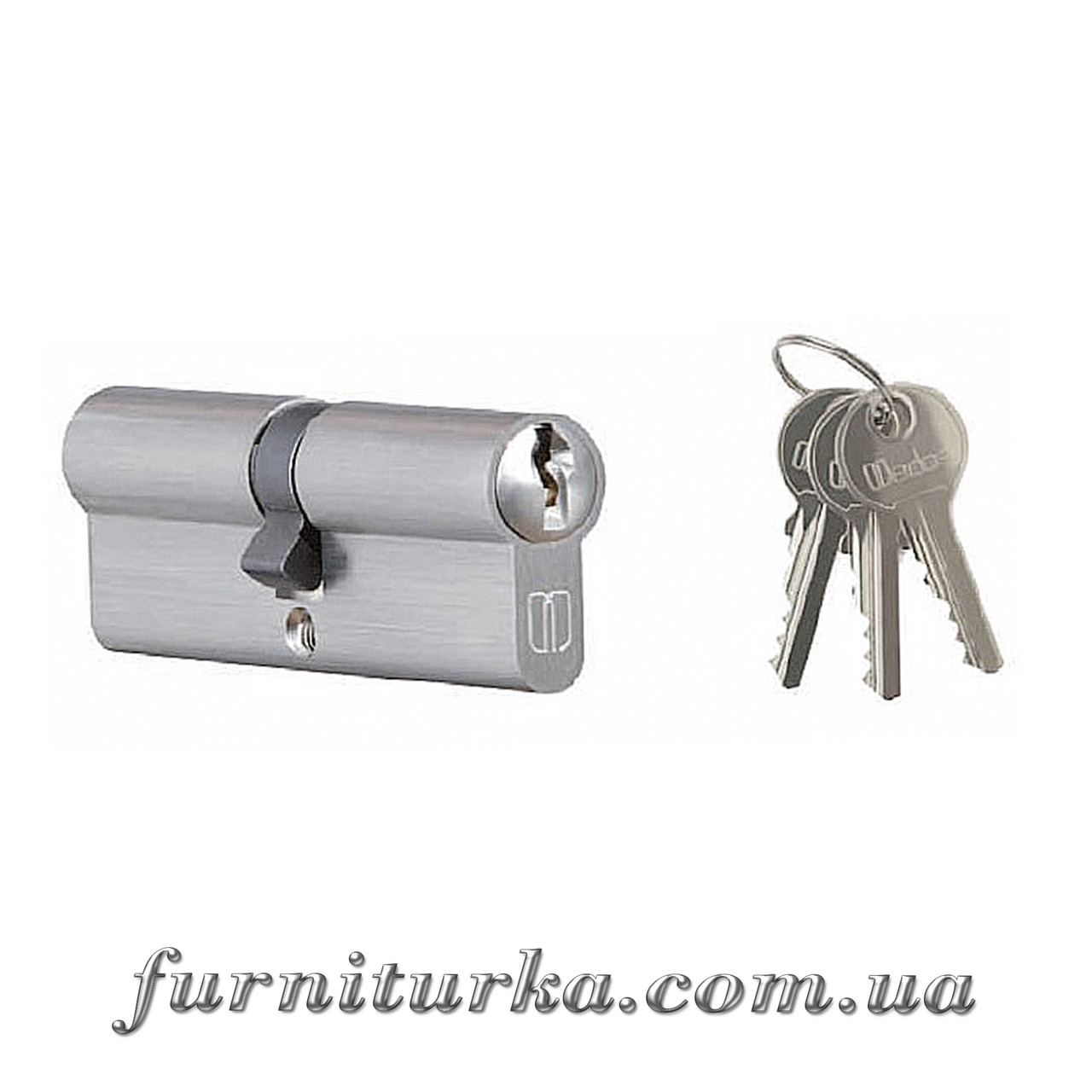 Сердцевина Medos 30/30 (ключ-ключ)