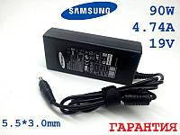 Блок питания Samsung 19V 4.74A 90W 5.5x3.0 (High Quality)