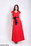 Женское платье Joanne, красное