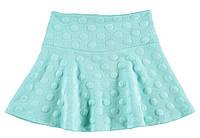 Юбка для девочки LC Waikiki голубого цвета