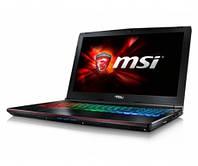MSI Ноутбук MSI GE62 6QF(Apache Pro)-011XPL