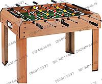 Футбол 2031, деревянный, 94*51*73 см, настольная игра для любителей футбола, 14 фигурок, мяч, в коробке