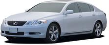 Защита двигателя на Lexus GS 430 (2005-2012)